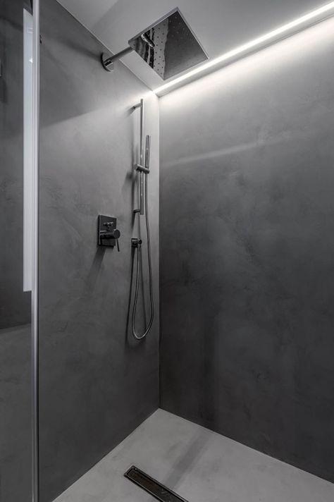 Bad Beleuchtung Planen Tipps Und Ideen Mit Led Leuchten Dusche