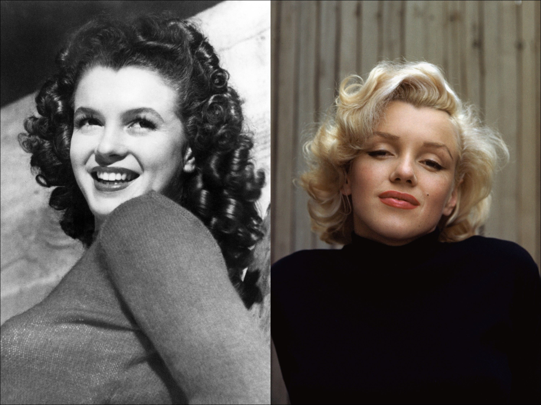 Marilyn Monroe Haircut Iconic Figures Pinterest Haircuts