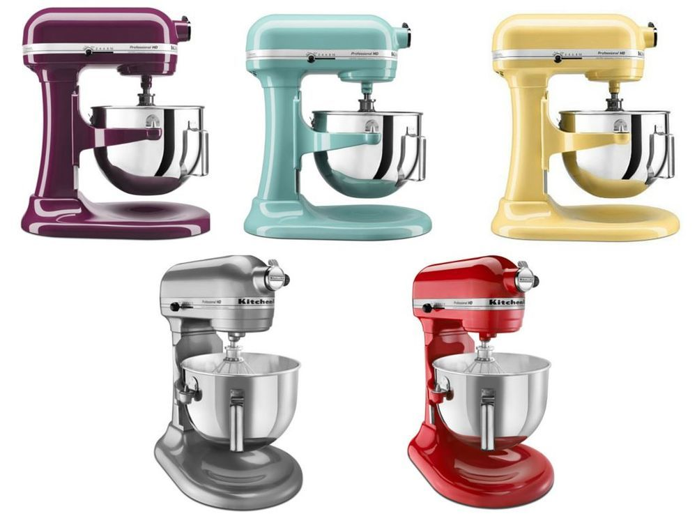 Kitchenaid Professional Hd 475w 5 Qt