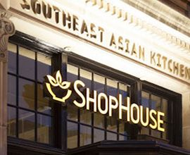 Shop at the #ShopHouse in our neighborhood!