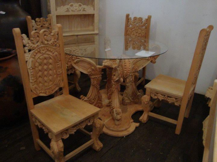 Muebles Chukari Michoacán - México | madera tallada | Pinterest ...