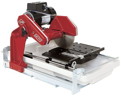 Mk Diamond 158189 Amz Mk 100 10 Inch 1 1 2hp Tile Saw For Sale Tile Saw Tile Saws Best Cordless Circular Saw