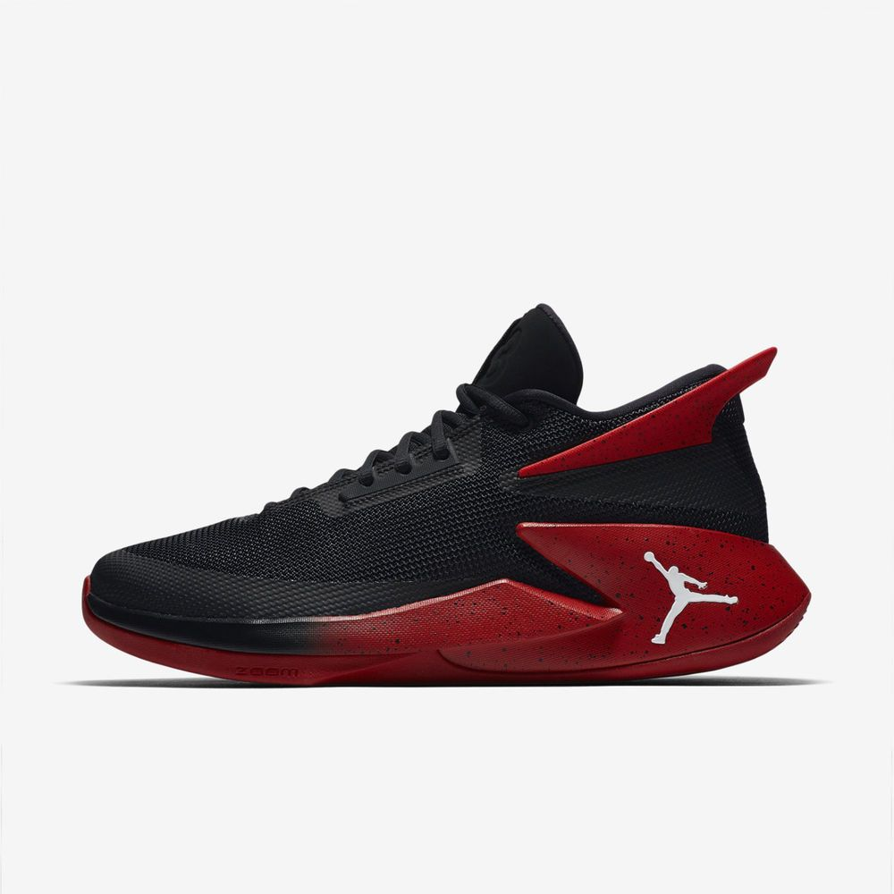 the best attitude 9c82c 27227 Nike Jordan Fly Lockdown PFX  AO1550-023  Men Basketball Shoes  Black White-Red