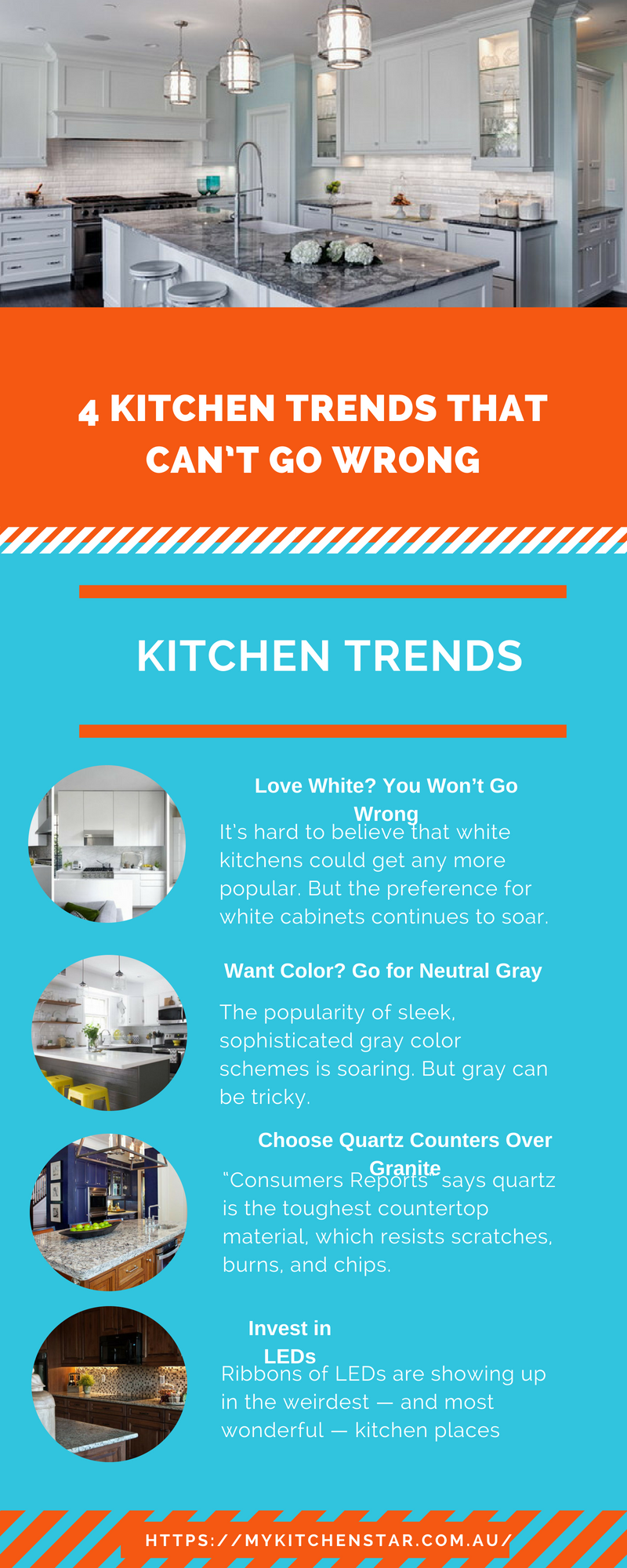 Here you can find 4 #kitchen #design trends that can\'t go wrong ...