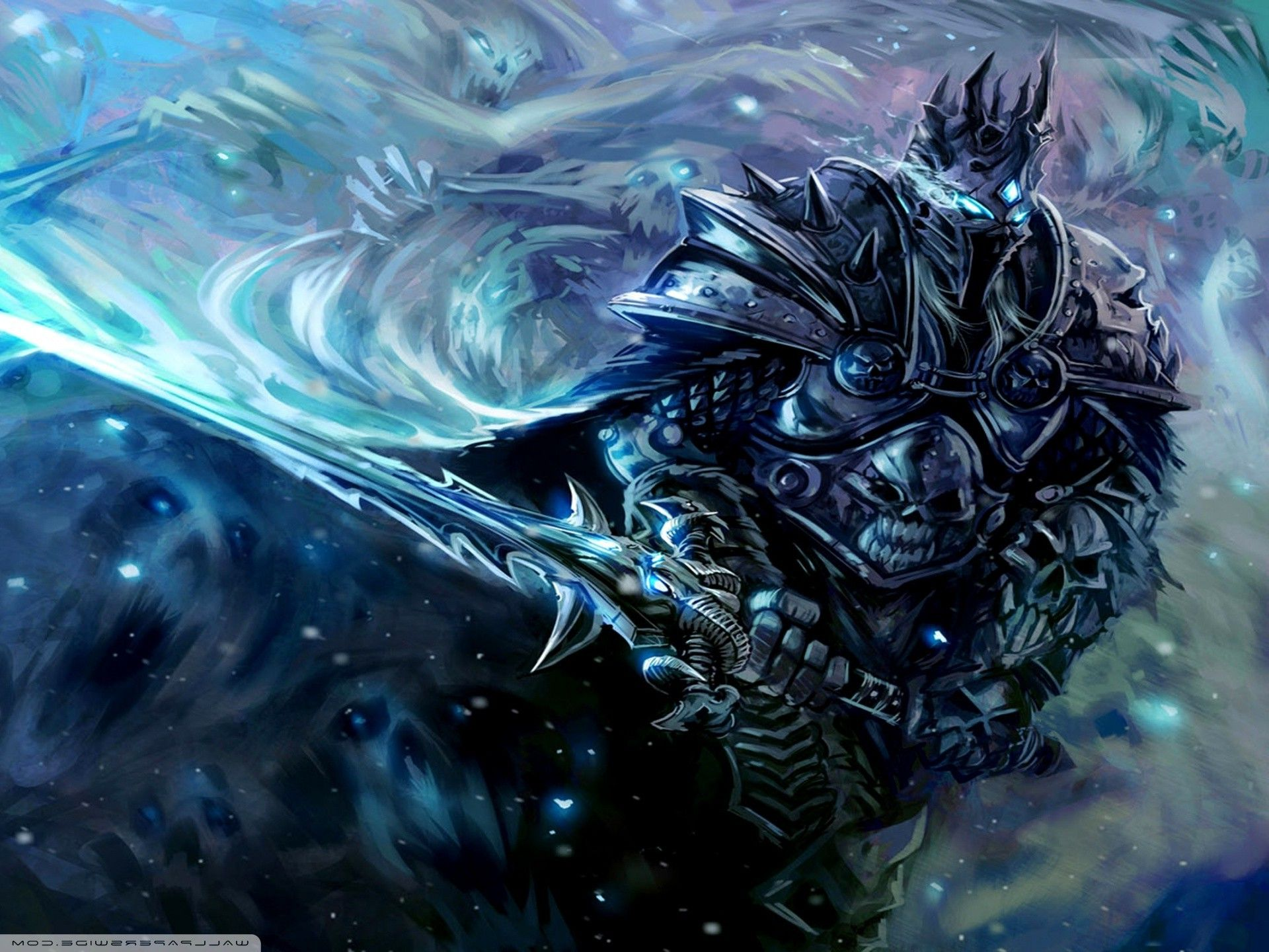 World Of Warcraft Wrath Of The Lich King Computer Wallpapers
