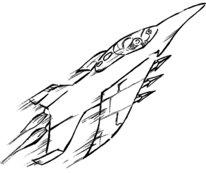 The Sophisticated Transportation Of Airplane Coloring Pages Jet