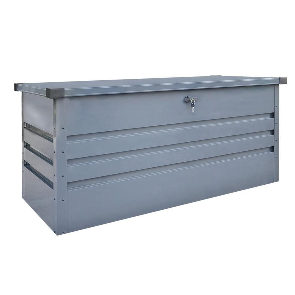 Metallaufbewahrungsbox Megabox Xl 400l Gartenauflagen