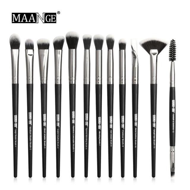 Best Makeup Brushes Set in 2020 Makeup brush set, Makeup