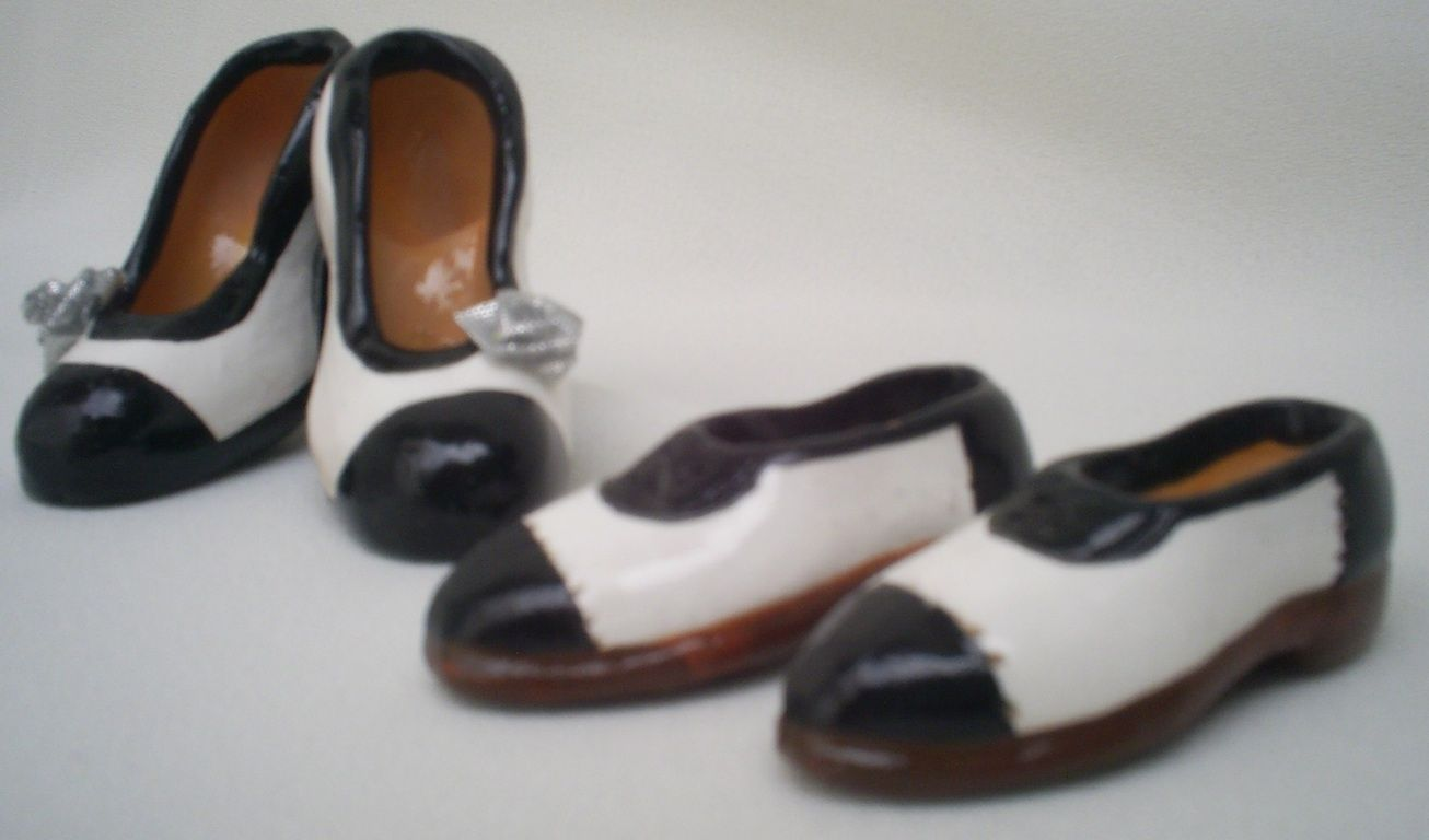 Zapatos Miniatura.