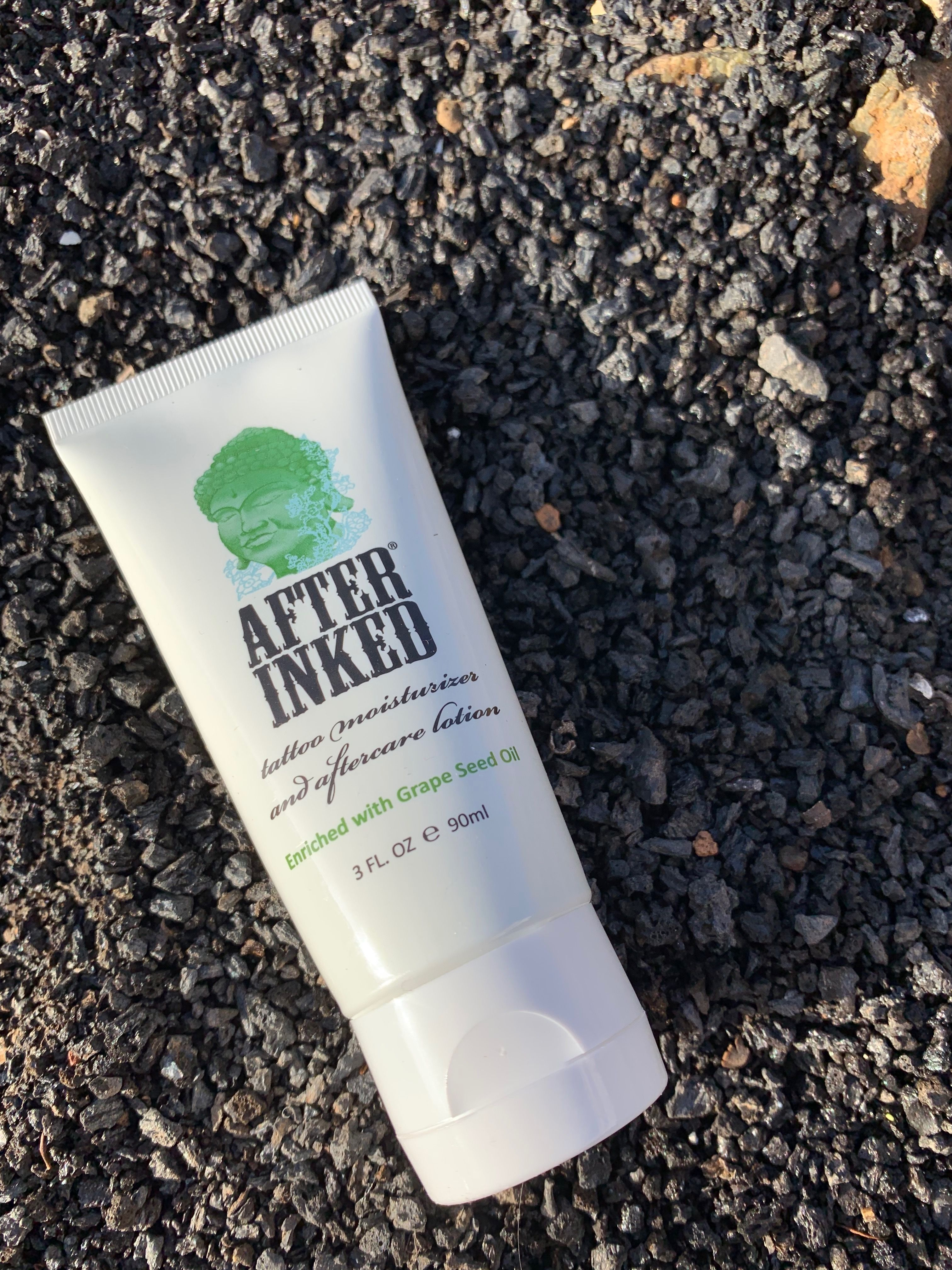 After inked tattoo after care lotion 90ml tube lotion