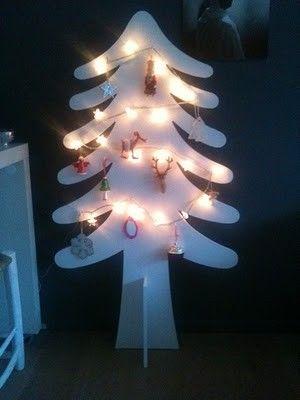 (Xmas tree OR) idea for a kids room!