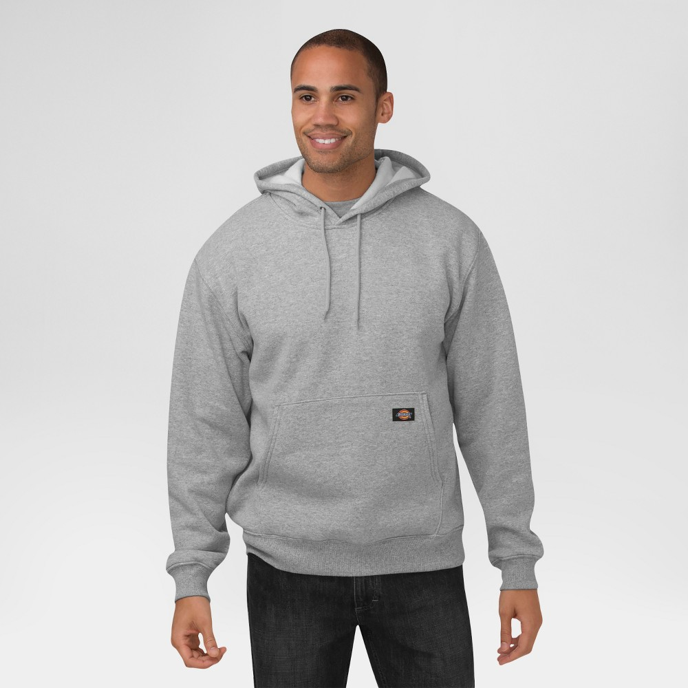 Dickies Men S Big Tall Midweight Fleece Pullover Hoodie Fleece Pullover Hoodies Pullover Hoodie [ 1000 x 1000 Pixel ]