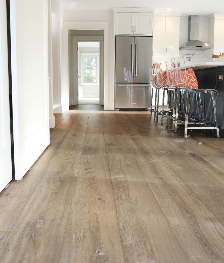 Engineered Wood Flooring Wide Plank