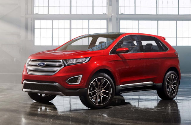 2018 Ford Edge Hybrid Design New Features And Performance 2016