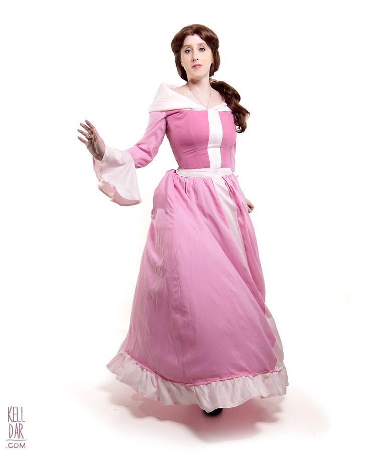 Belle's Pink Dress Sewing Tips! | Reference | Belle's Pink Dress ...