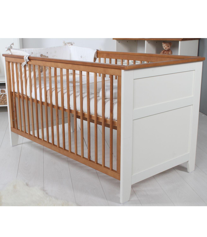 Little Acorns Vanilla Nursery Furniture Set Kiddicare