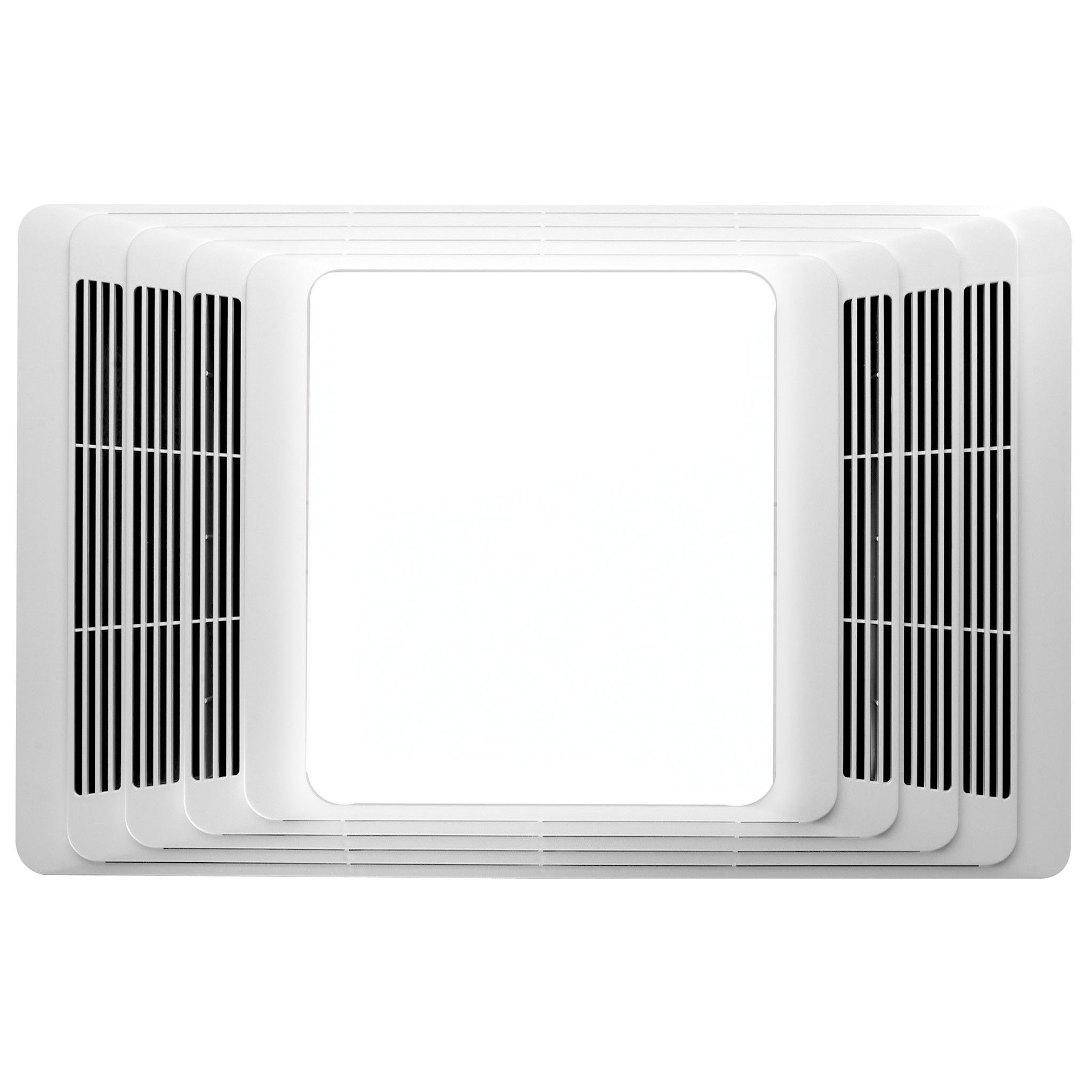 Wondrous Broan 70 Cfm Bathroom Fan And Heater With Light U0026 Beutiful Home Inspiration Cosmmahrainfo