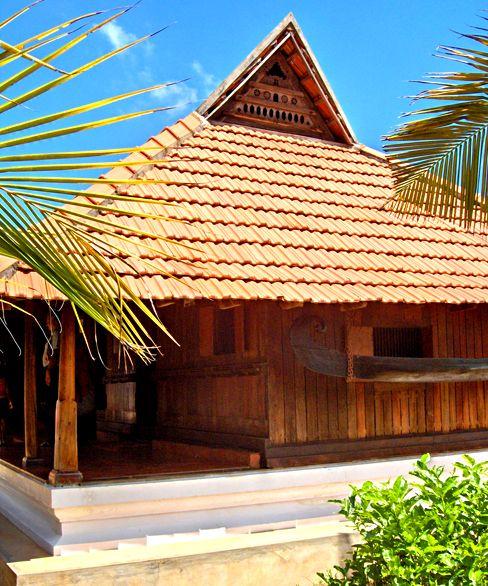 Kerala Architecture, Kerala Houses