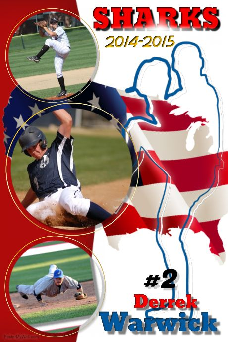 Find design templates for Baseball Easy to customize Download and