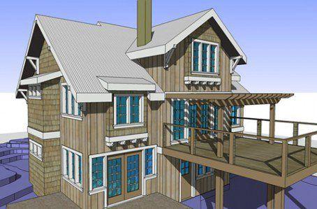 contoh desain rumah idaman dan impian & 42 Desain Rumah Idaman