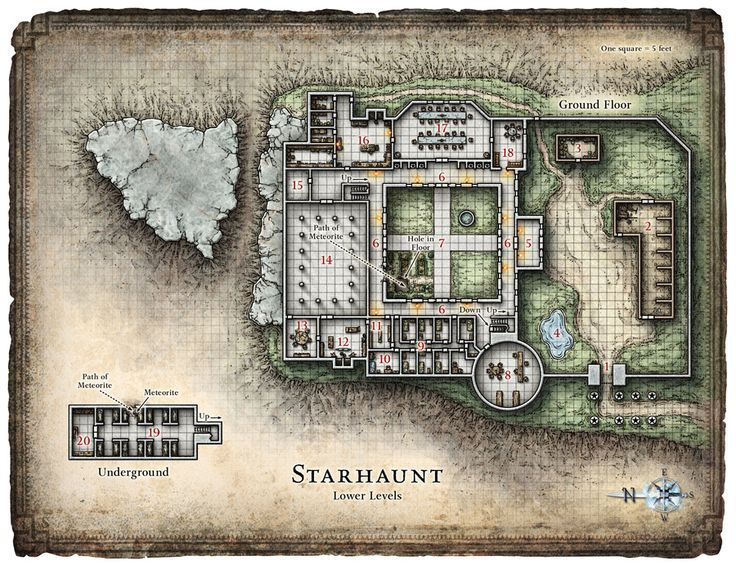 d&d abandoned castle - Google Search | Dungeon Master Stuff ...