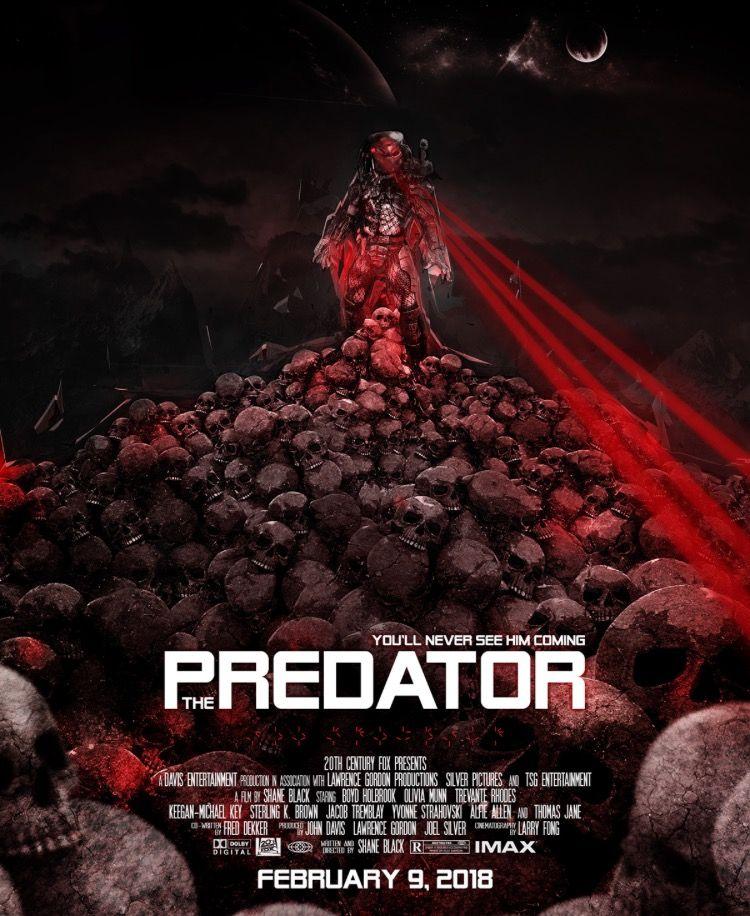 O Predador 2018 Legendado E Dublado Filmes De Terror Filmes De