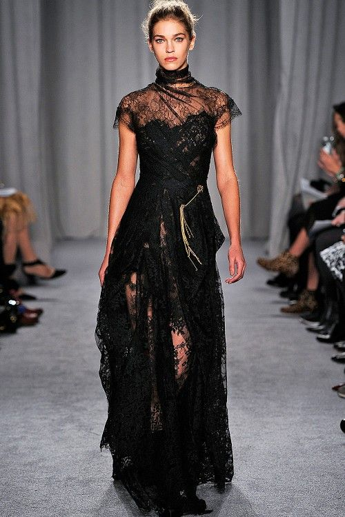 Marchesa   Collections   Marchesa   Fall 2014   Collection #24