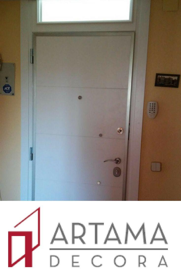 Puerta Acorazada De Grado De Seguridad 3 Por La Cara Exterior  ~ Puertas Acorazadas El Corte Ingles