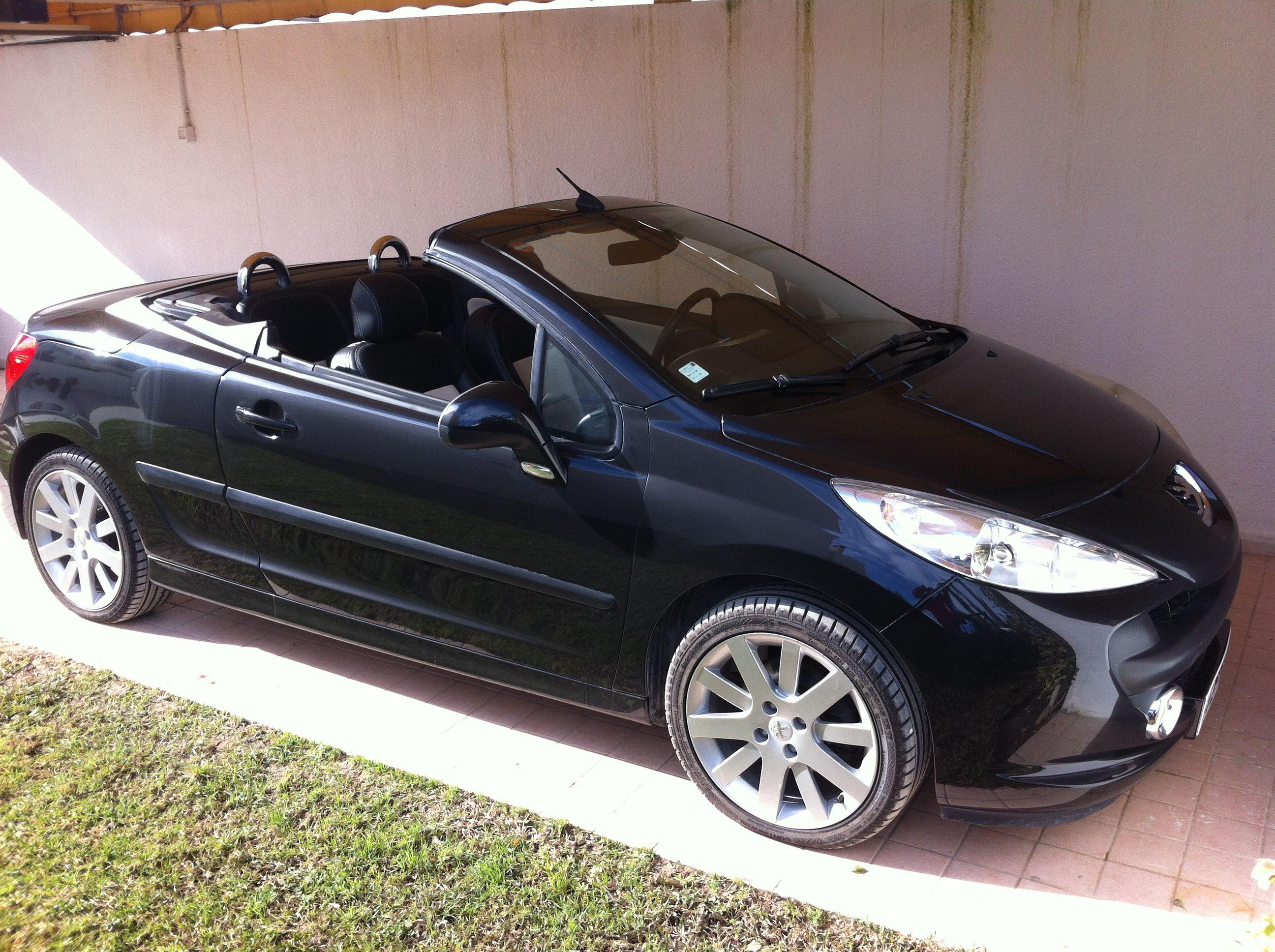 Annonce De Vente De Voiture Occasion En Tunisie Peugeot 207 Cc Ariana Car Bmw Suv
