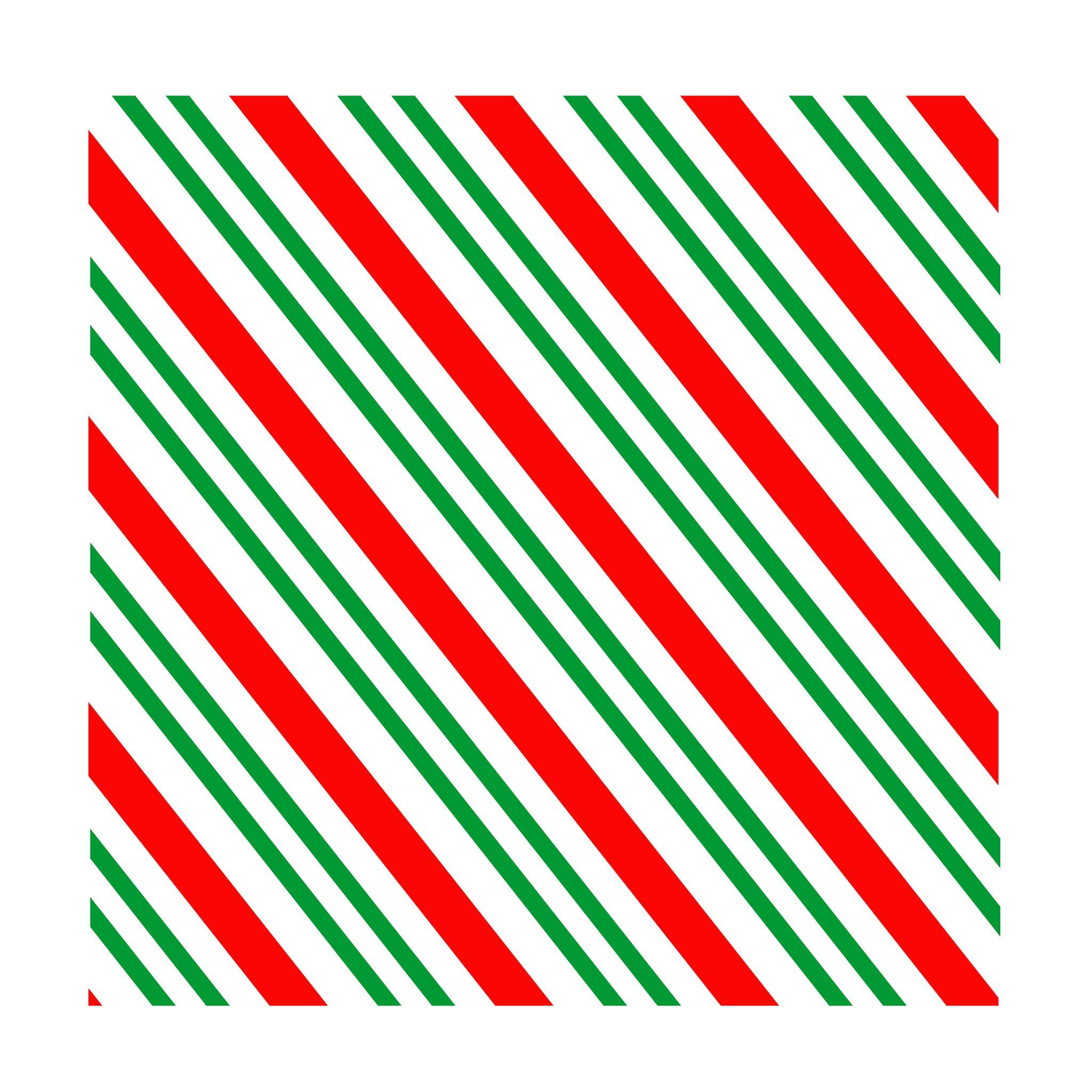 Candy Cane Stripes Cookie Stencil Set in 2020 Cookie