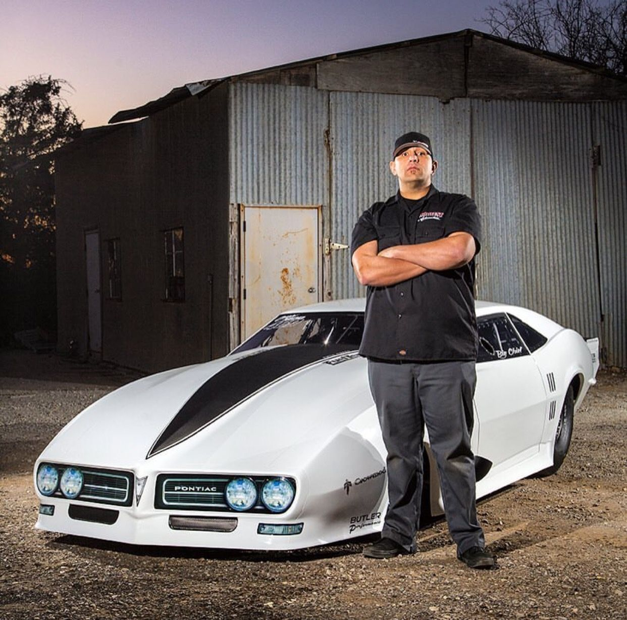 Street Outlaws Cars, Big Chief Street Outlaws