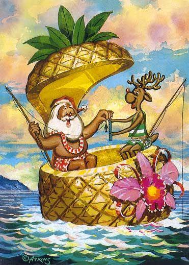 """Christmas"" Hawaiian Style"