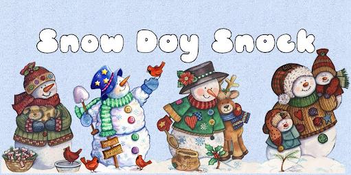 cenefa navidad muñecos de nieve  png  511 x 255
