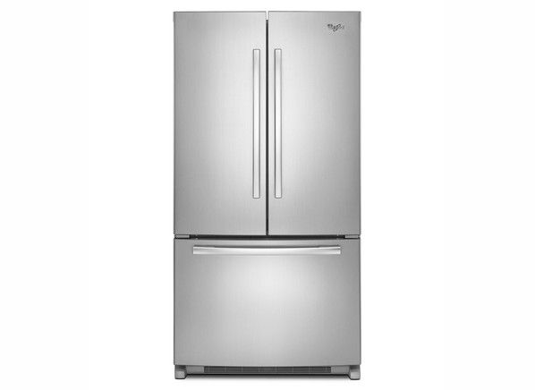 Rated On Consumer Reports As A Best Buy Whirlpool Gold Gx5f Fridge French Door Counter Depth French Door Refrigerator Stainless Steel French Door Refrigerator