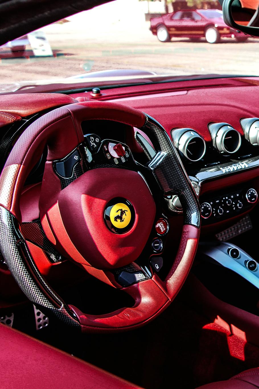 Hyper Caine Stayfr Sh Ferrari F12 Berlinetta Interior Ferrari F12 Ferrari F12berlinetta Ferrari