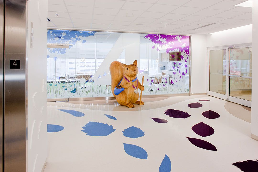 nationwide children's hospital mural images | Your New Hospital :: Nationwide Children's Hospital