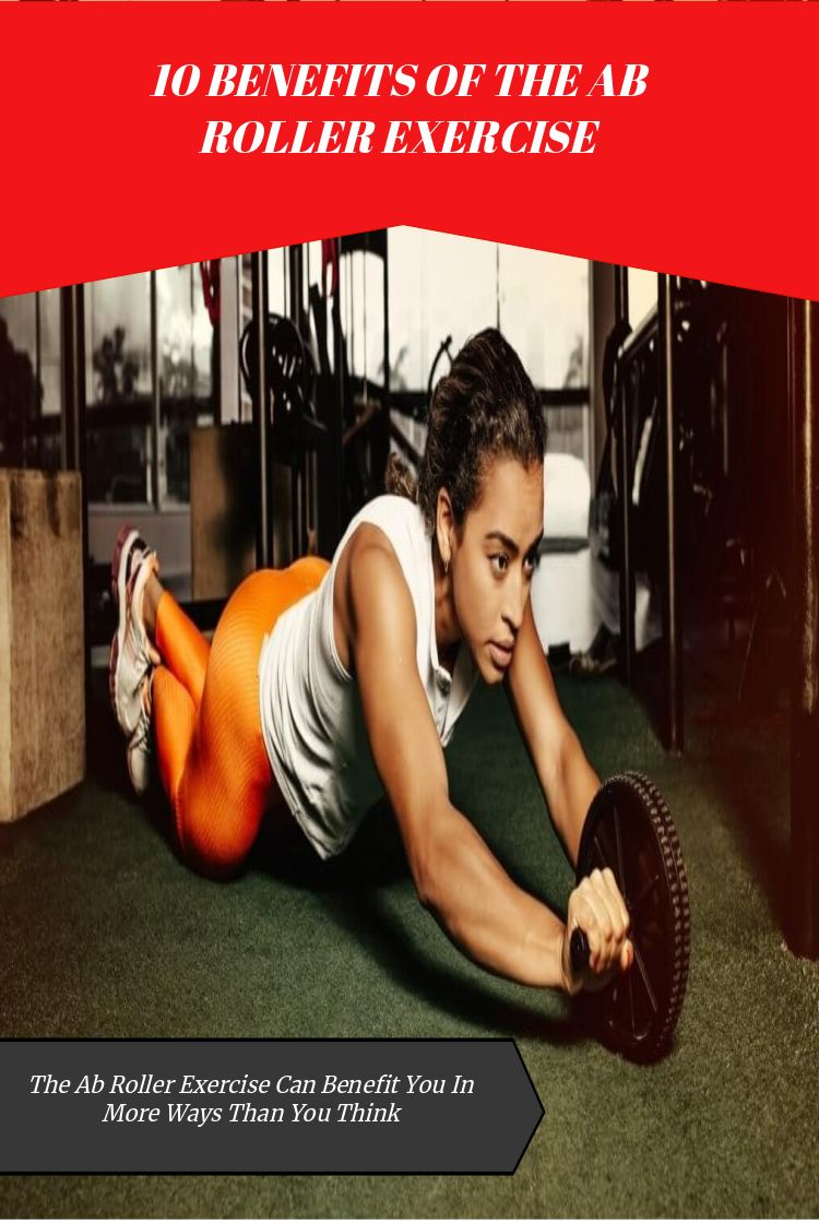 It's time you consider the ab roller exercise if you are looking for an exercise equipment for abs h...