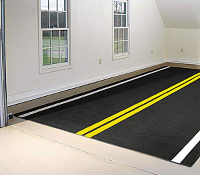 King of the Road Garage Floor Mat Garage floor mats