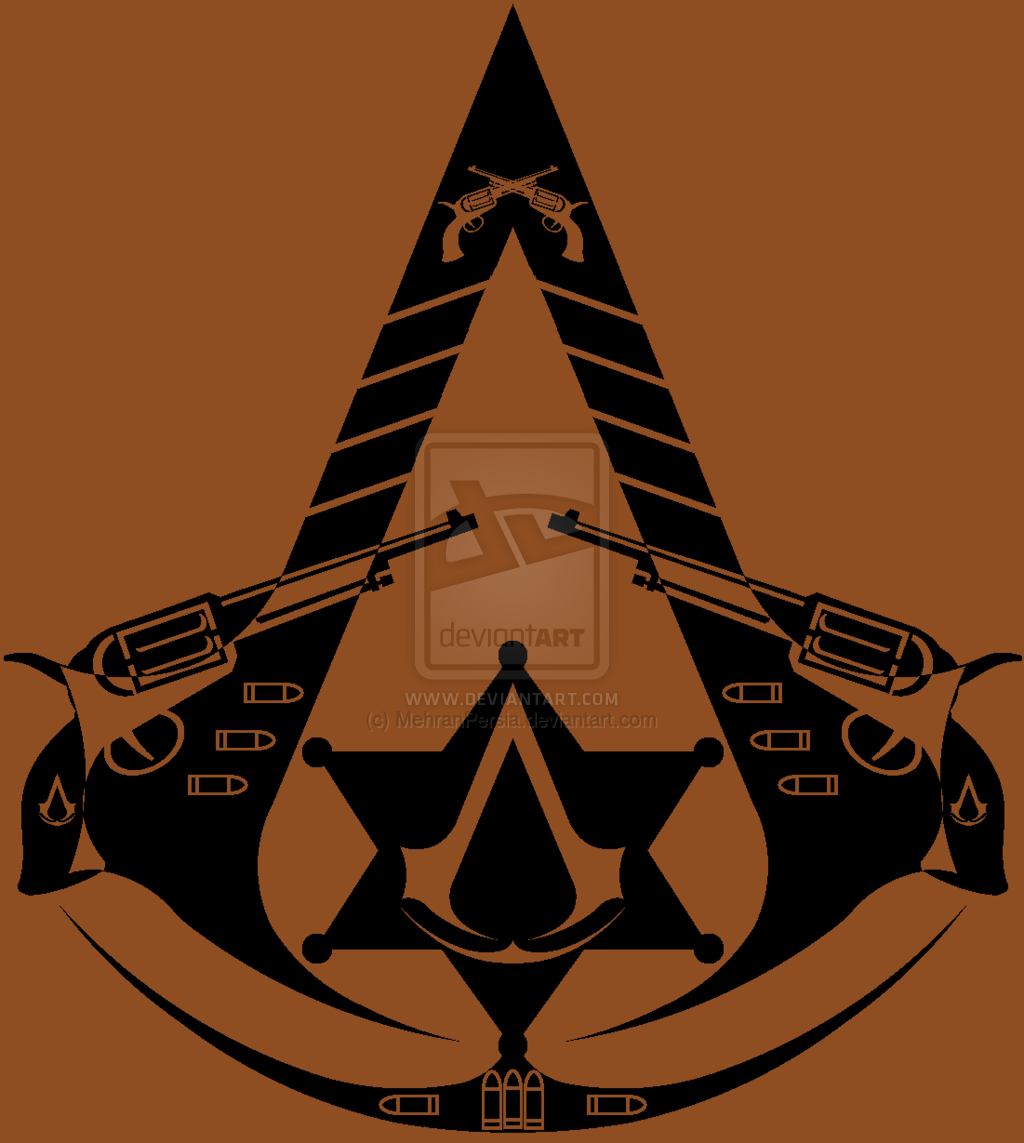 Wild West Assassin Symbol By Mehranpersia Deviantart Com On