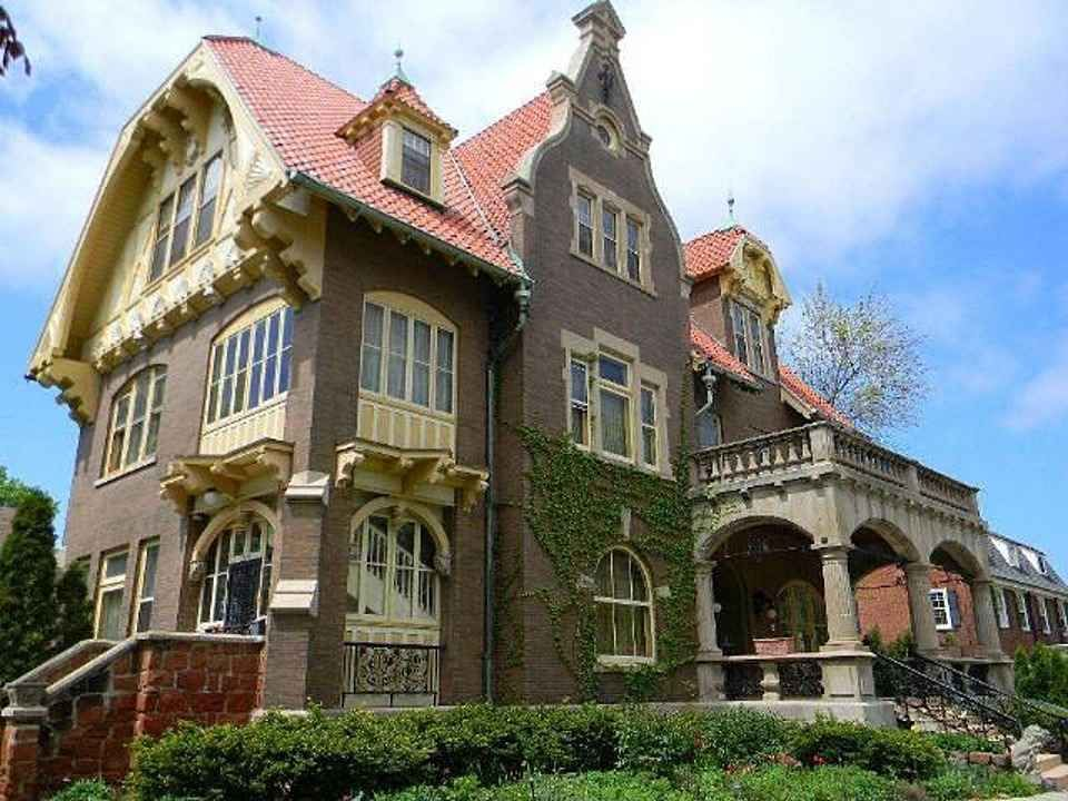 Fabulous Gustave J A Trostel Mansion In Milwaukee Wi