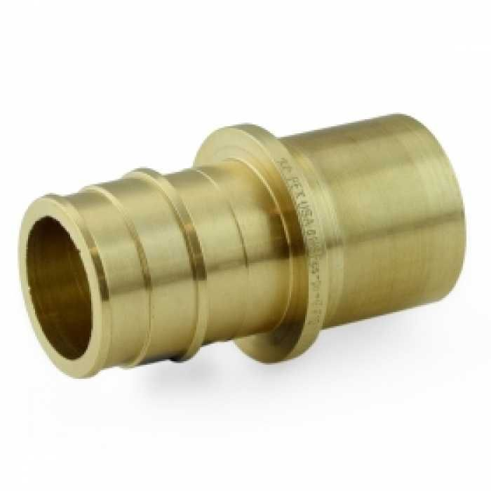 """F1960 1/"""" ProPEX Expansion 10 Style Lead-Free Brass Ball Valve for PEX-A"""