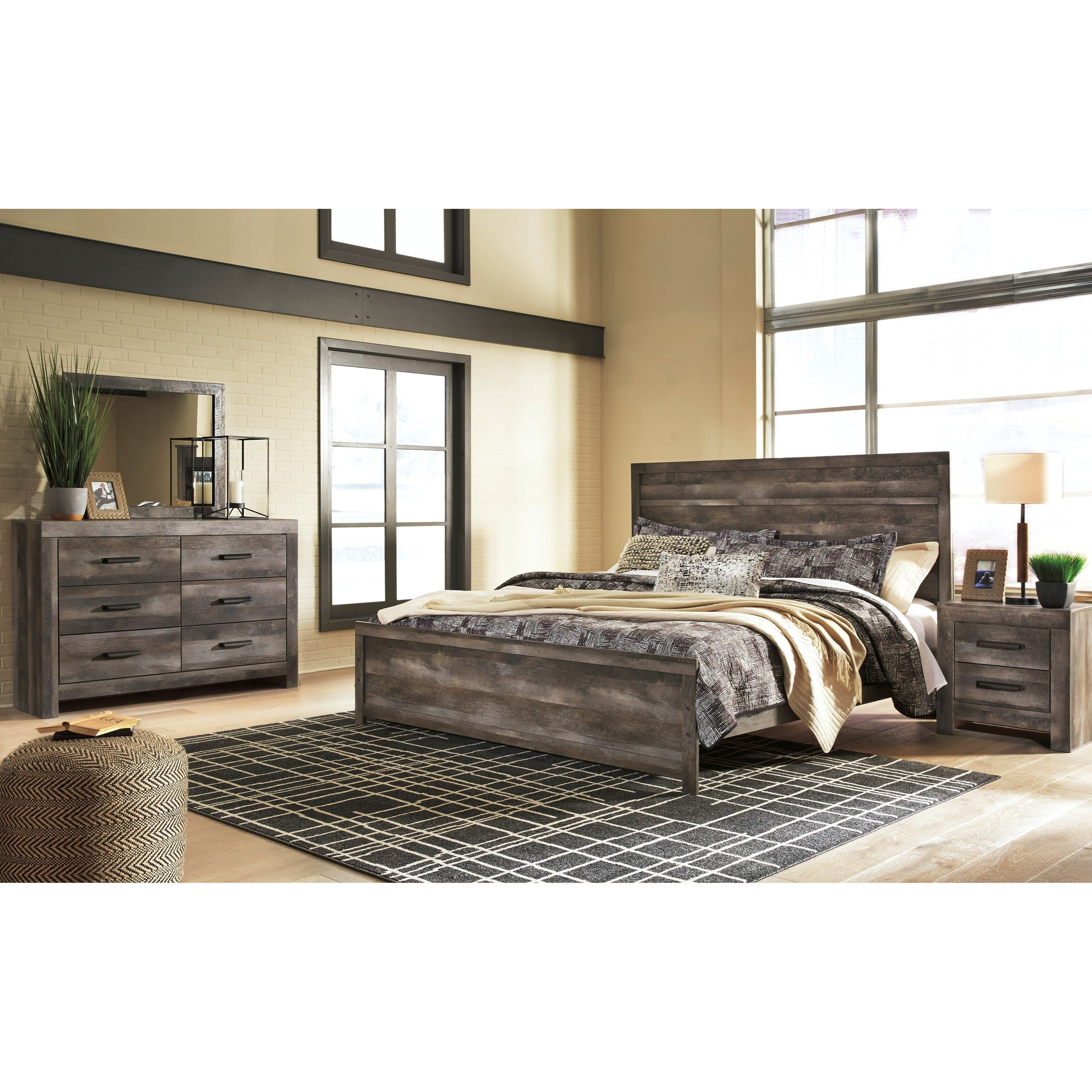 Wynnlow King Bedroom Group by Signature Design by Ashley