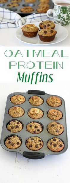How is Bitcoin Money to Make Oatmeal Protein Muffins
