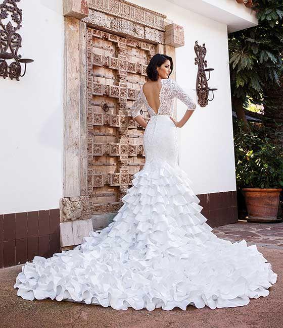 coleccion novia silvia navarro | vetido de novia | pinterest