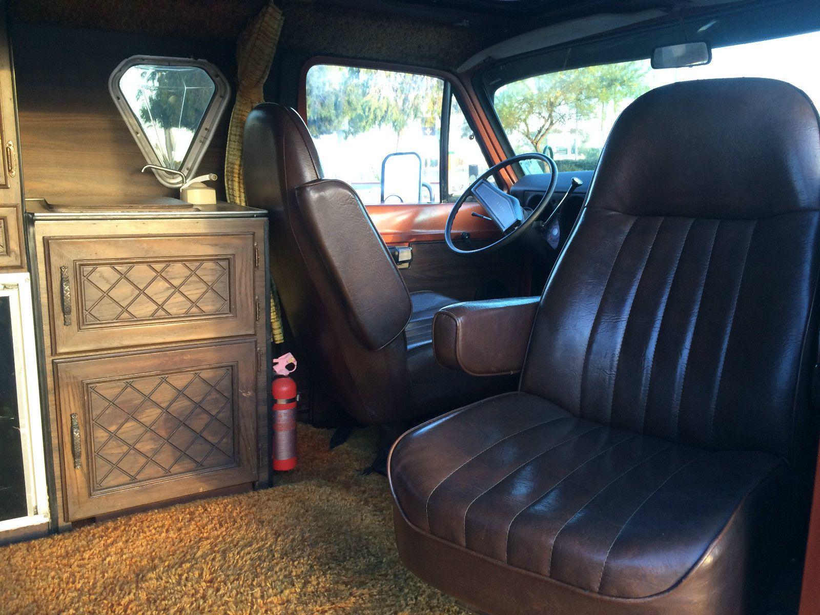 1975 Dodge Custom Van Interior Custom Vans Van Interior