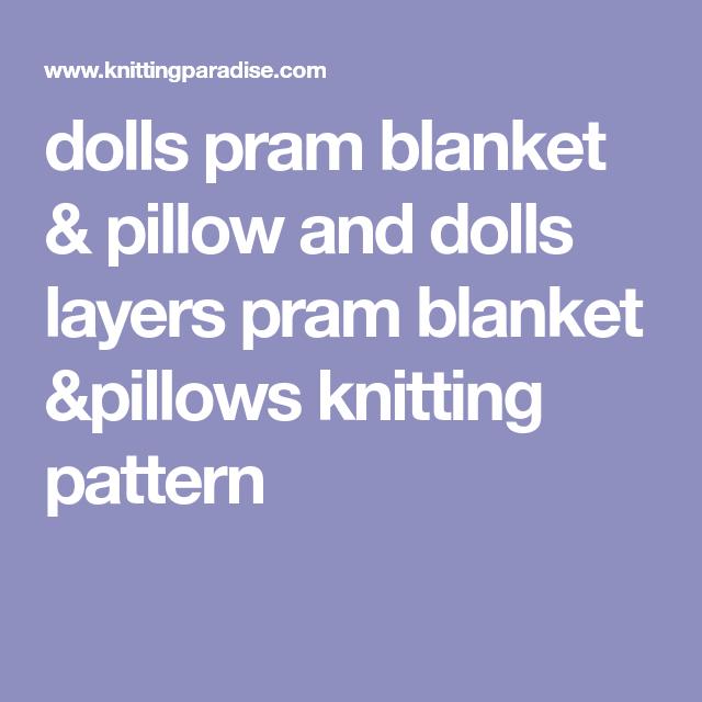 80cb9e2a0 dolls pram blanket   pillow and dolls layers pram blanket  pillows ...