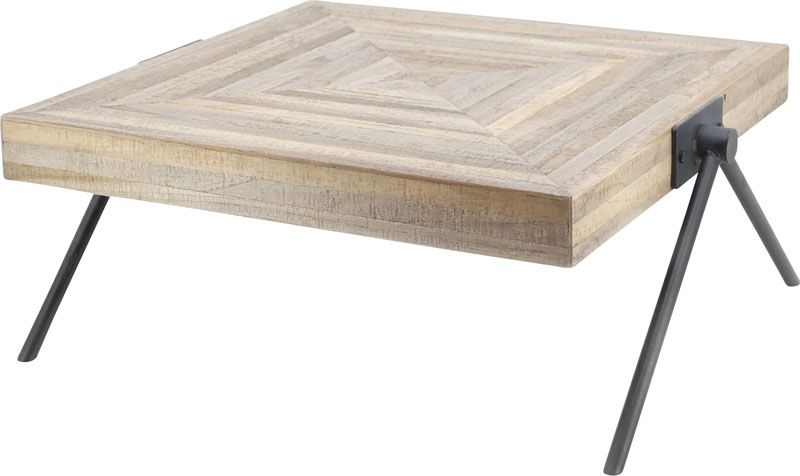 By boo coffee table square large appartement
