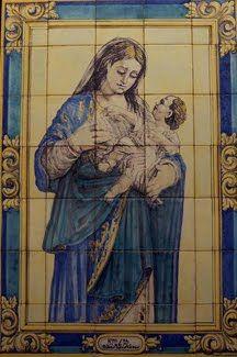 Madre de Cristo. Jorge A. Rizo