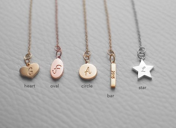 Tiny Tags/ Birthstone Add-on For Bracelets by GracePersonalized