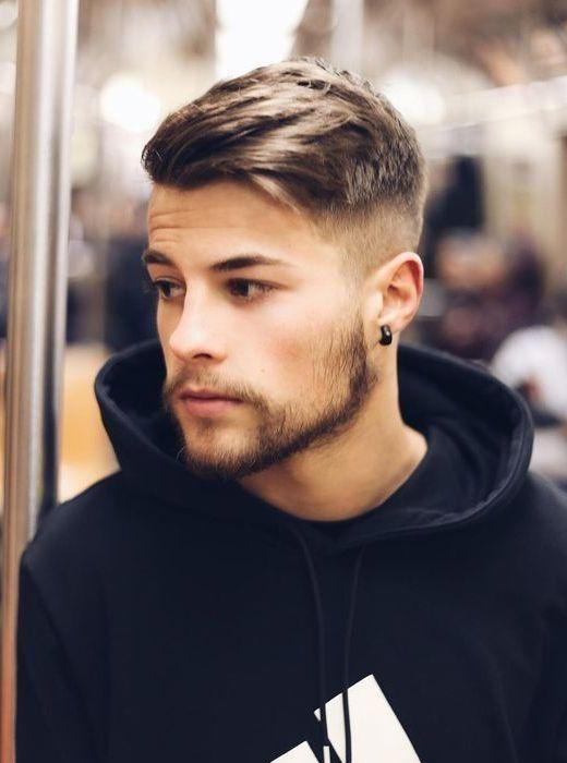 Verschiedene Frisur Herren Haarschnitt Manner Frisuren Und